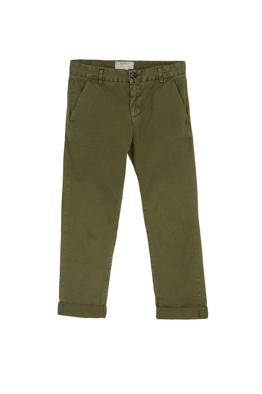 Current/Elliott Хлопковые джинсы