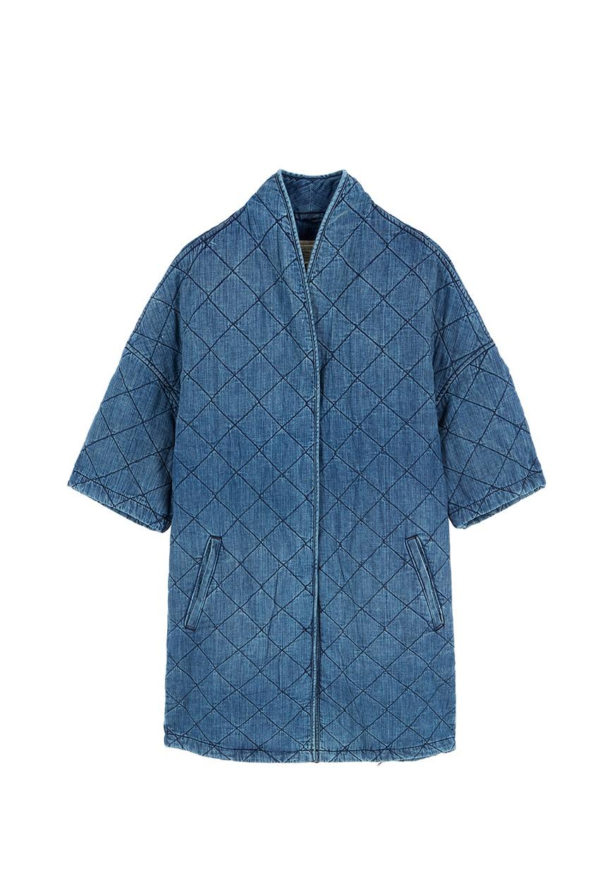 Хлопковое пальто
