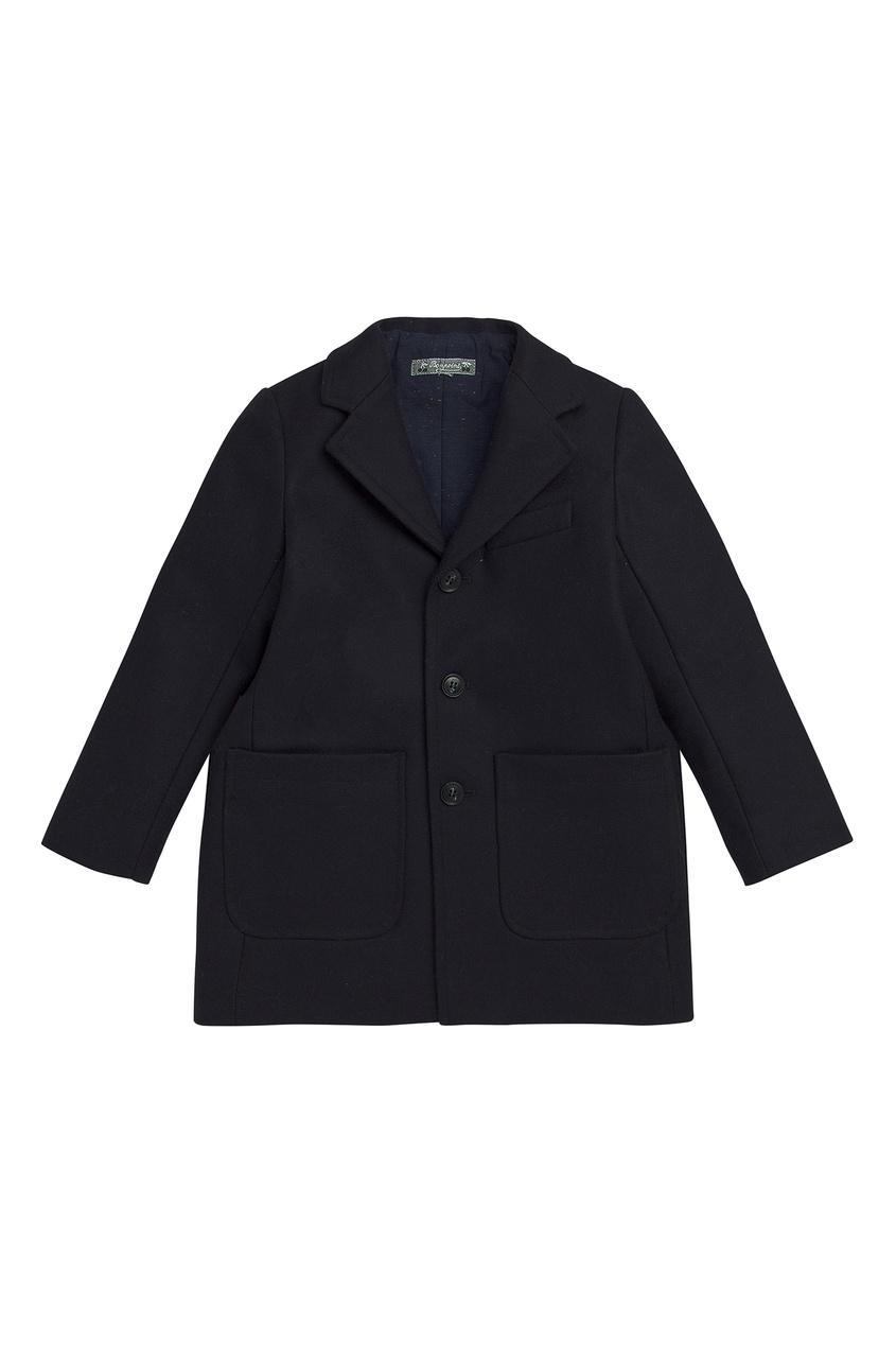 Пальто с карманами Bonpoint