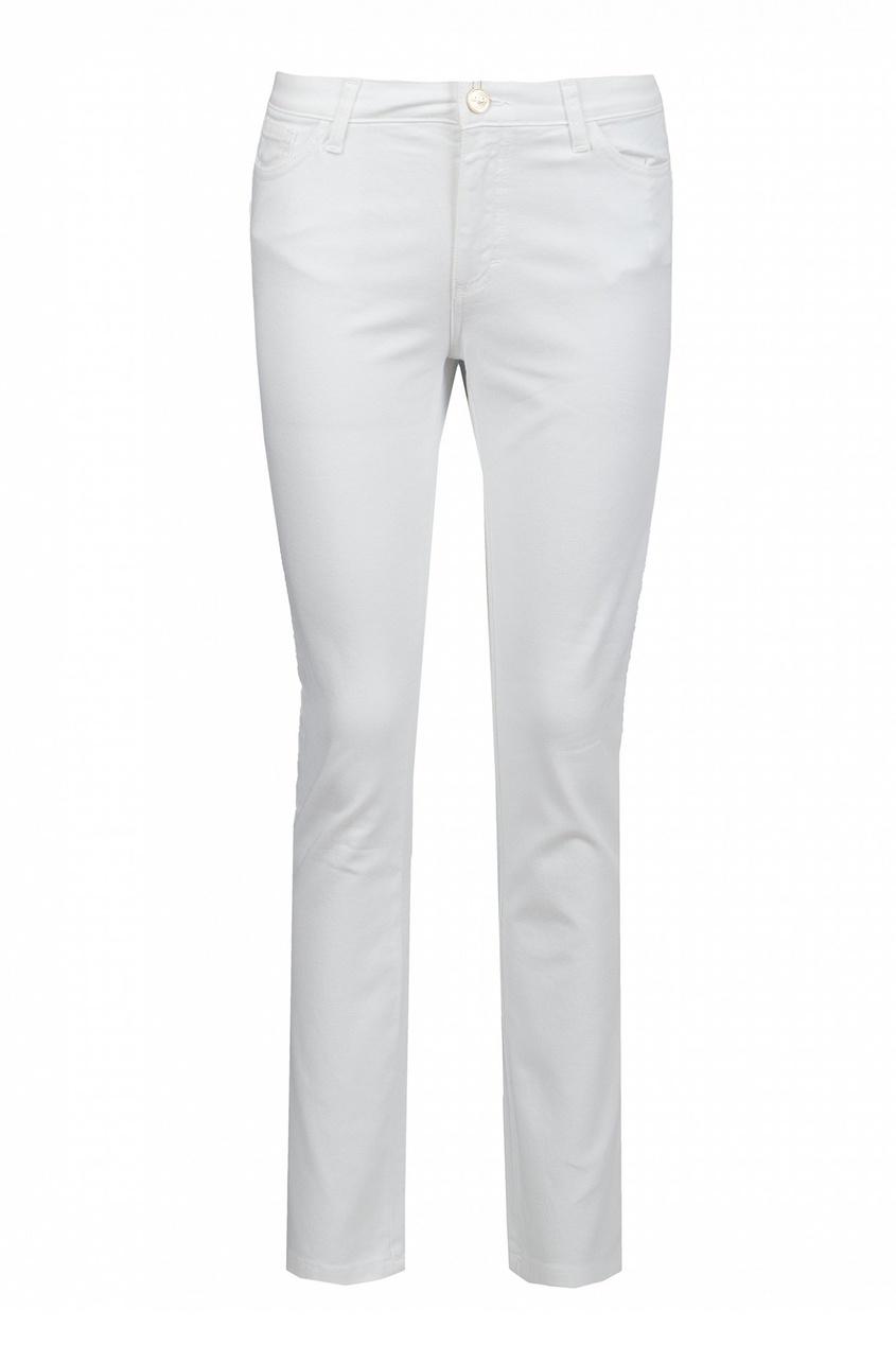 женские джинсы blugirl, белые