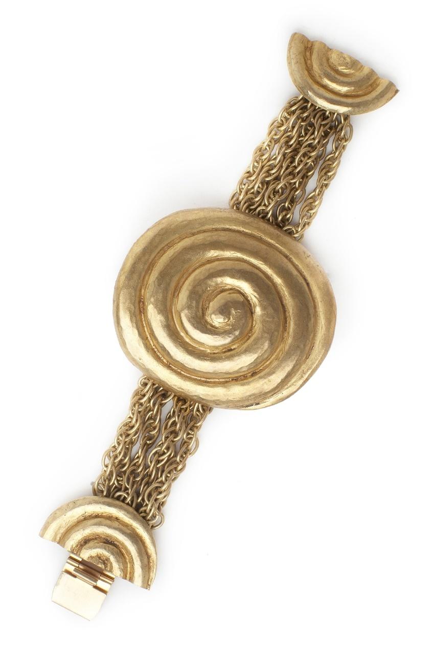 Rochas Vintage Винтажный браслет (80-е) givenchy vintage винтажный браслет 80 е