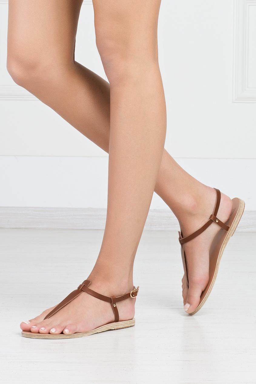 Кожаные сандалии Lito