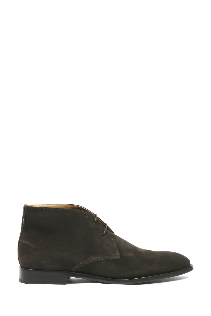 мужские ботинки paul smith, коричневые