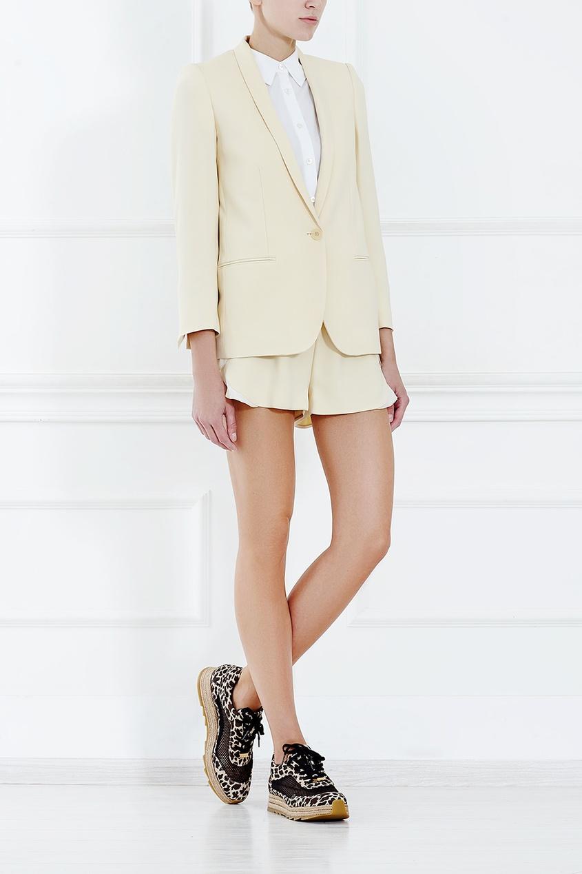 Stella McCartney Короткие шорты