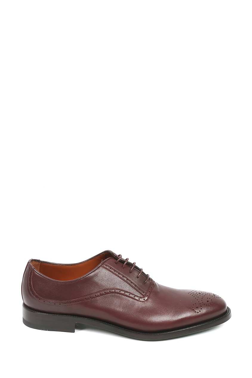 мужские туфли etro, красные