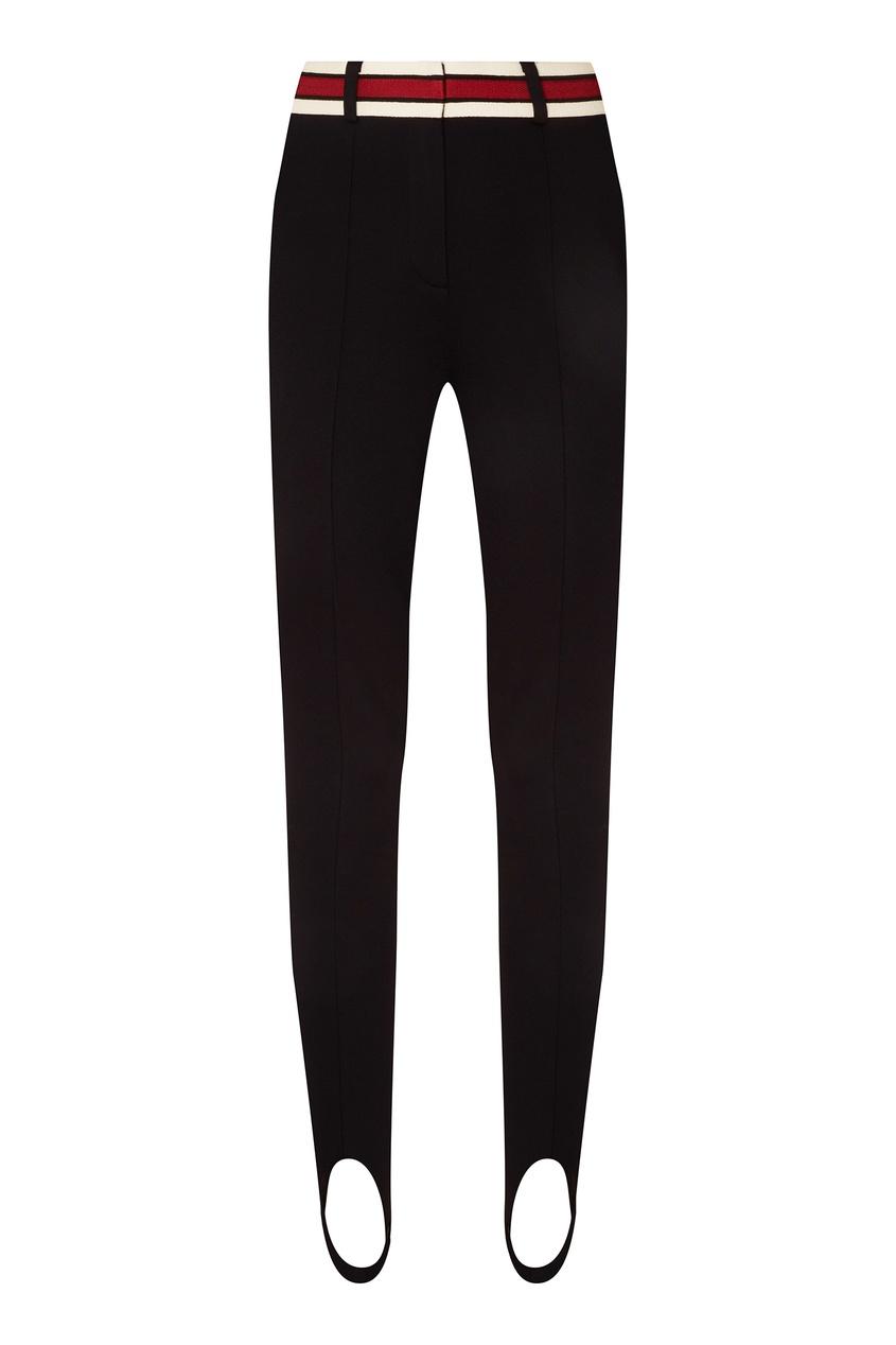 женские брюки laroom, черные