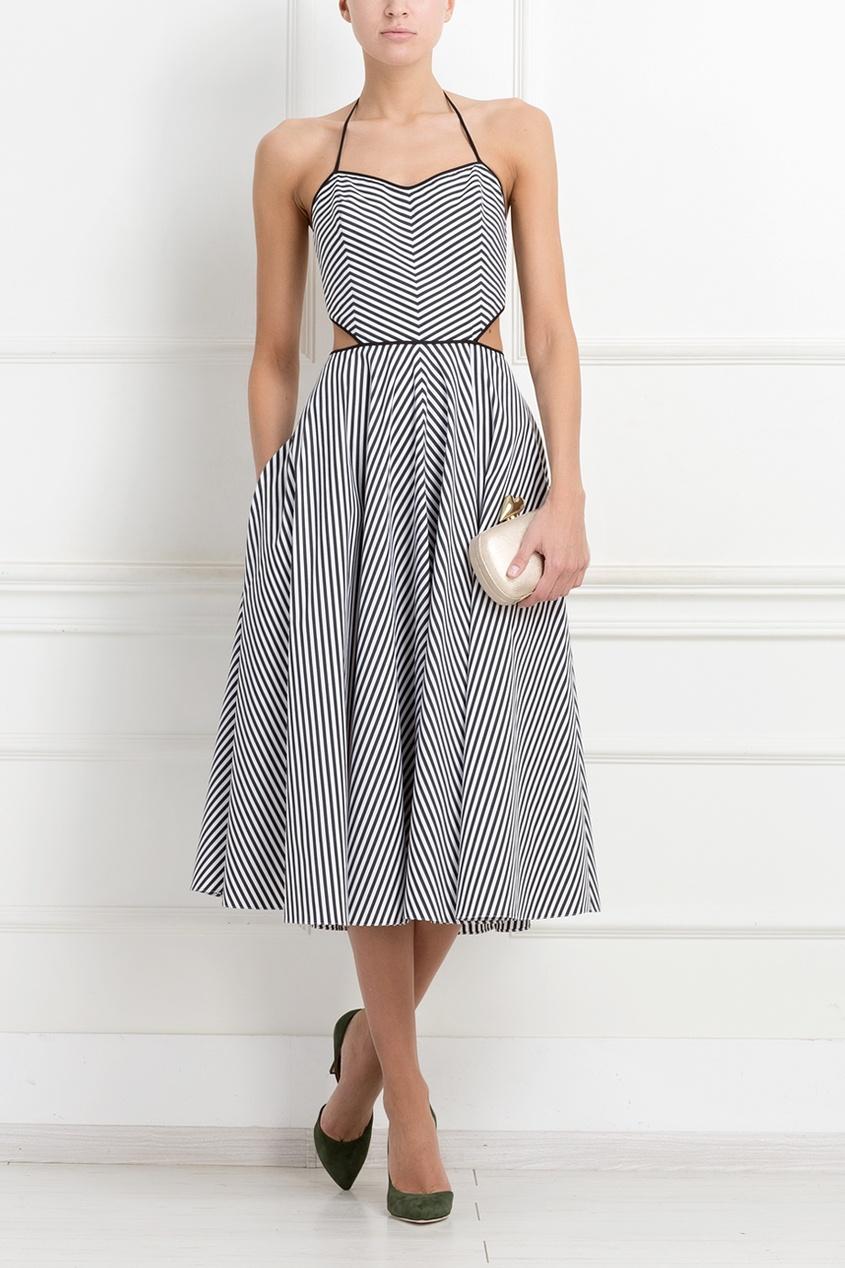 Michael Kors Collection Хлопковое платье