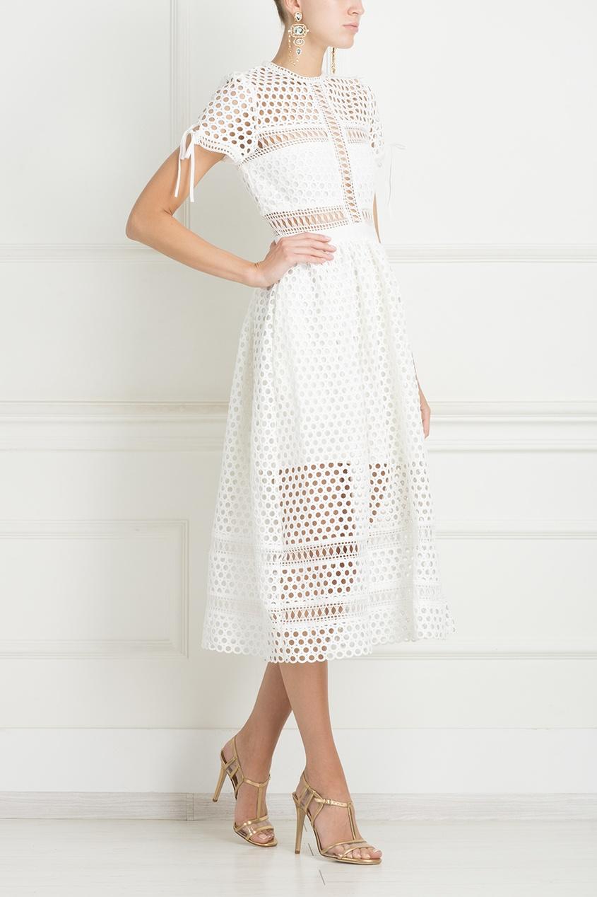 Платье силуэта new look