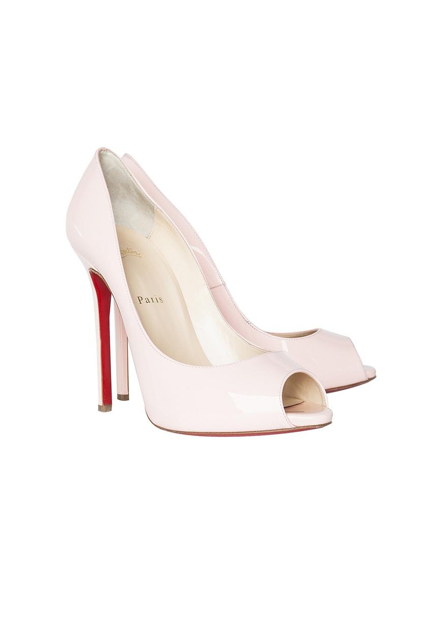 Кожаные туфли Flo 120