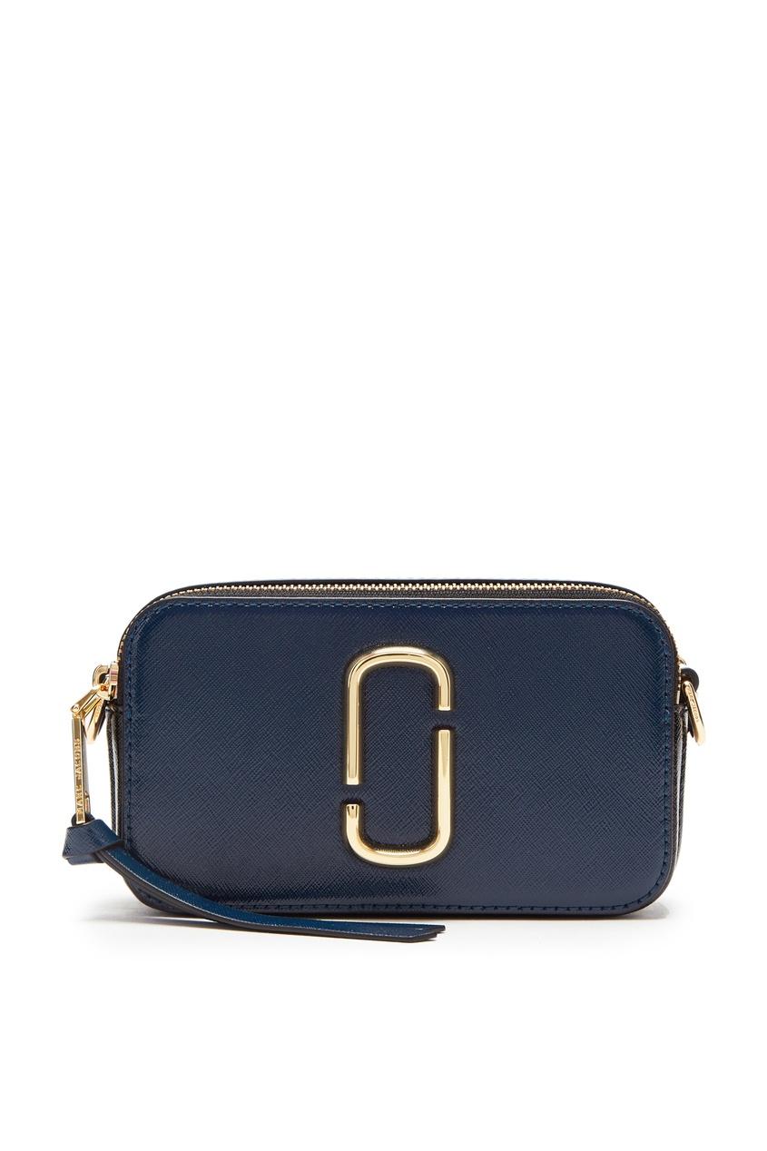 Двухцветная сумка Snapshot The Marc Jacobs