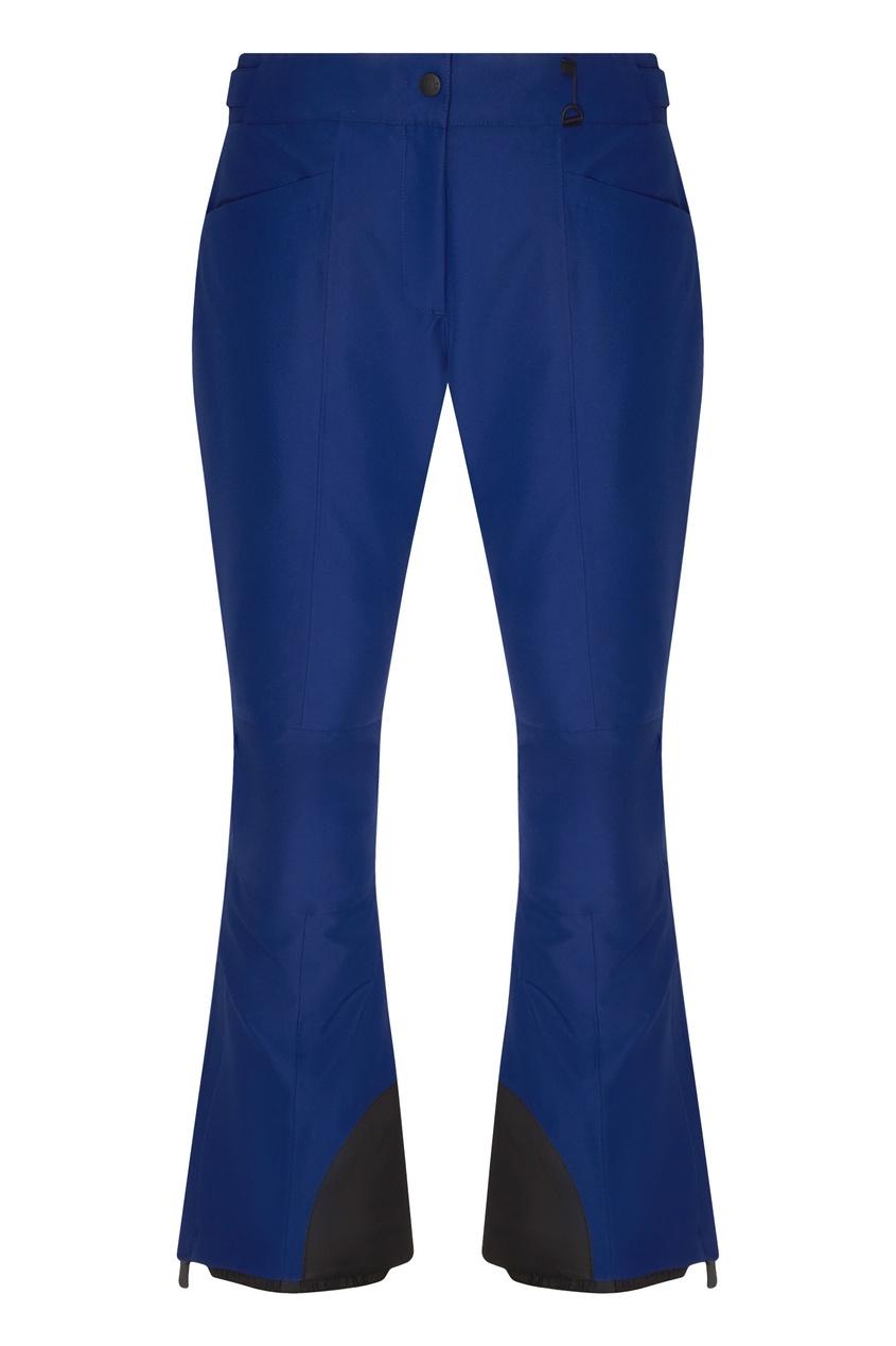женские спортивные брюки moncler, синие