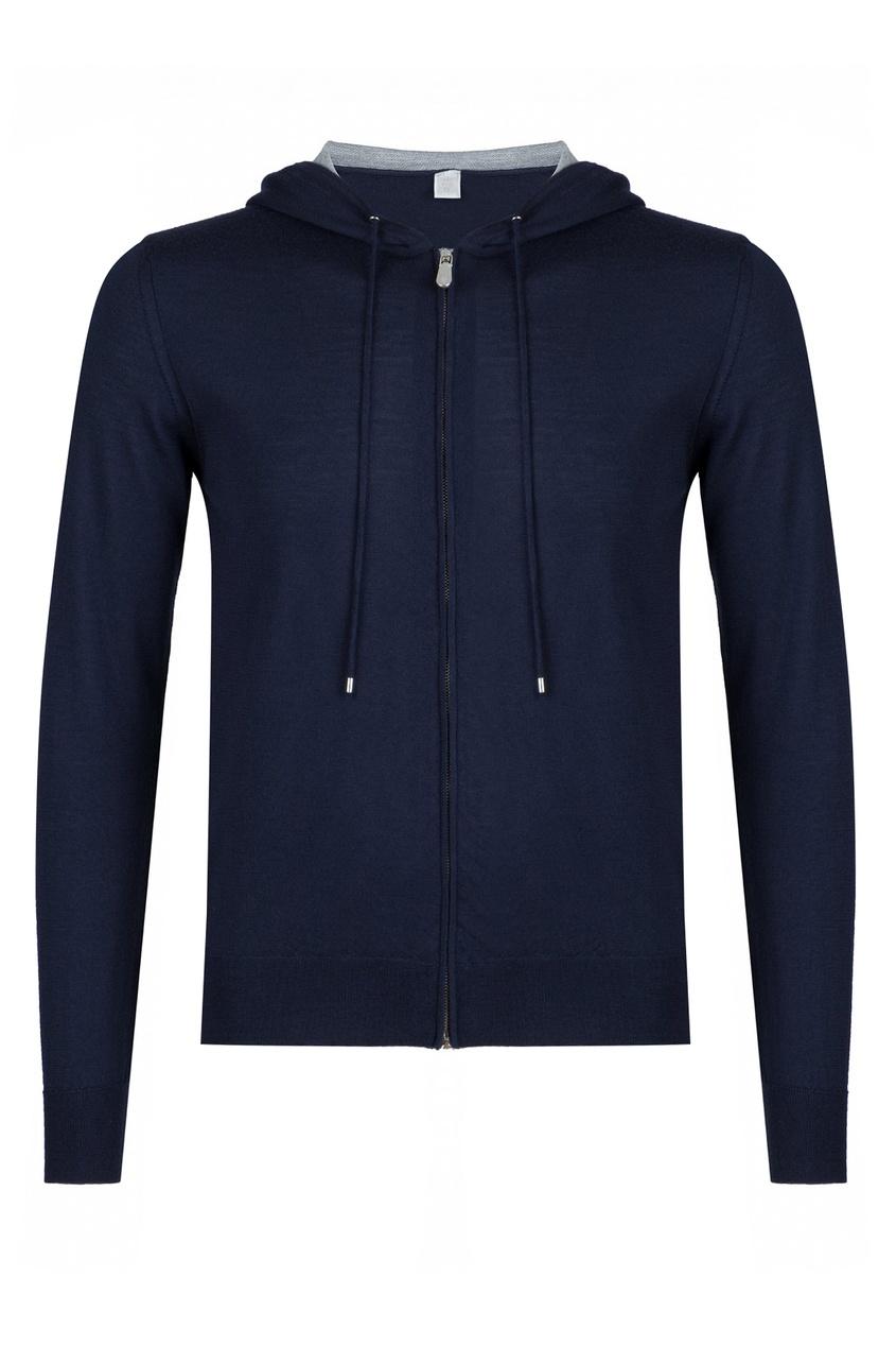 мужская куртка eleventy, синяя