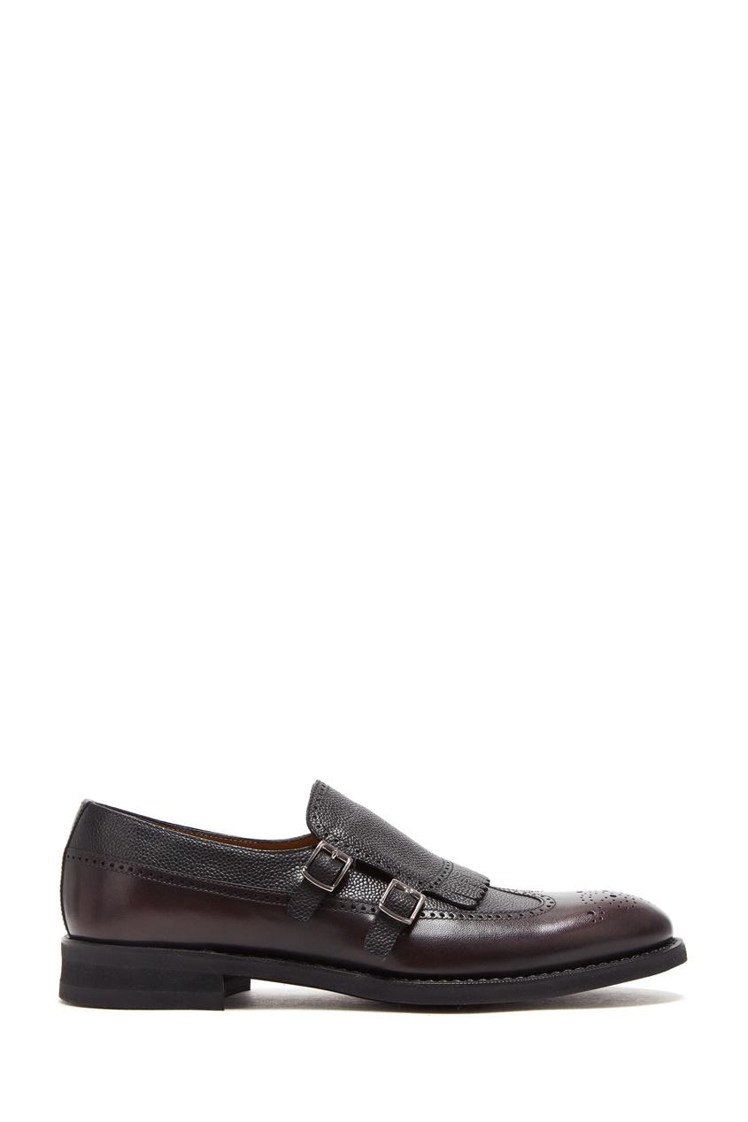 мужские туфли barrett, коричневые