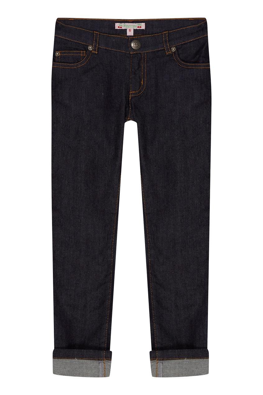 Синие джинсовые брюки Bonpoint