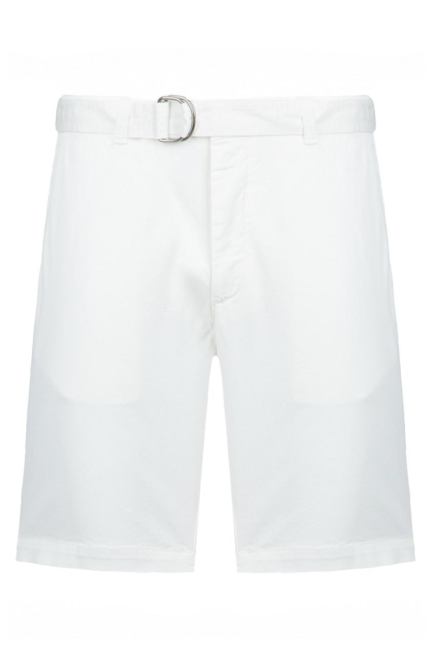 мужские шорты eleventy, белые