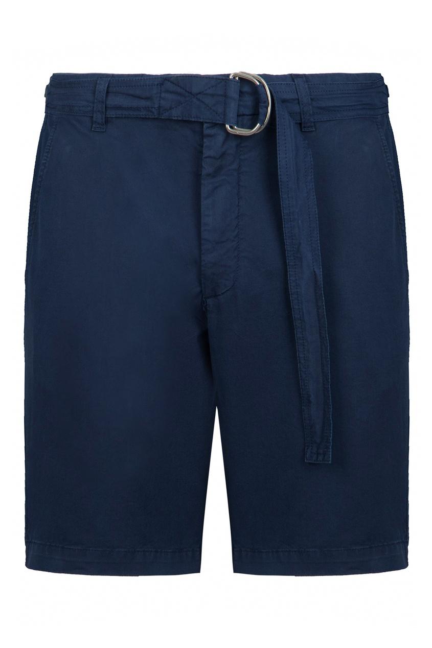 мужские шорты eleventy, синие