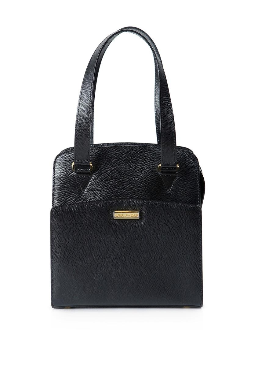 Кожаная сумка (90-е)