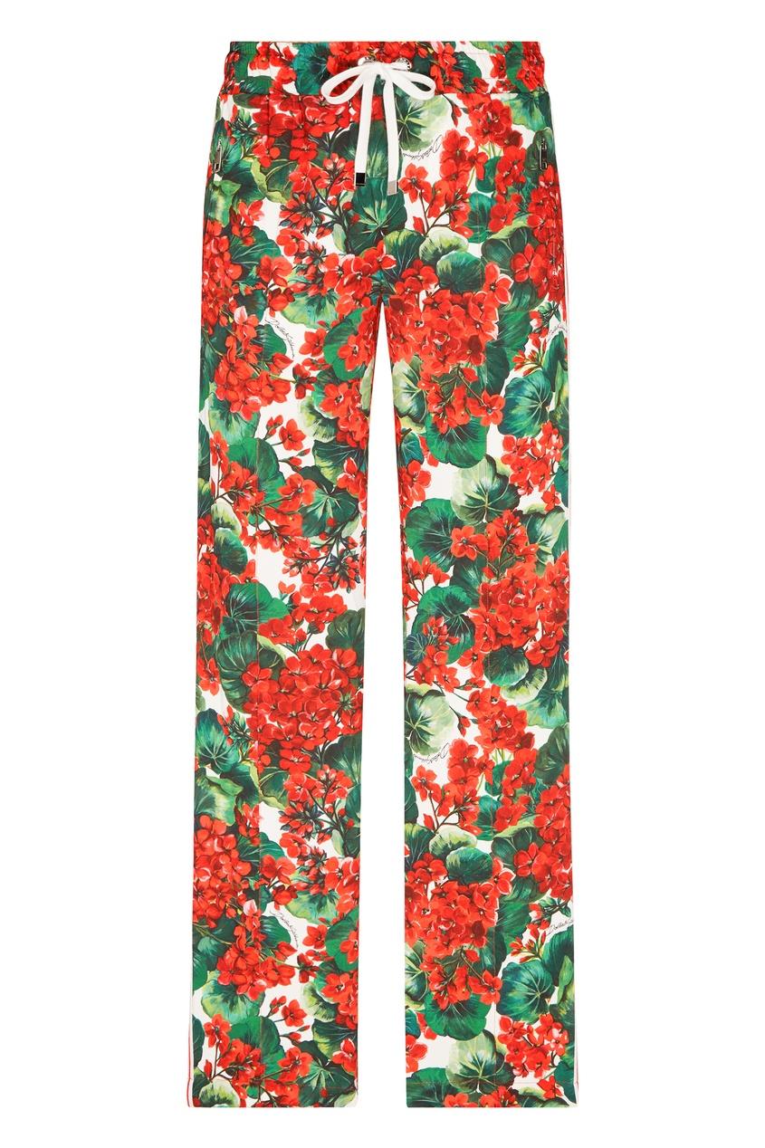 женские брюки dolce & gabbana