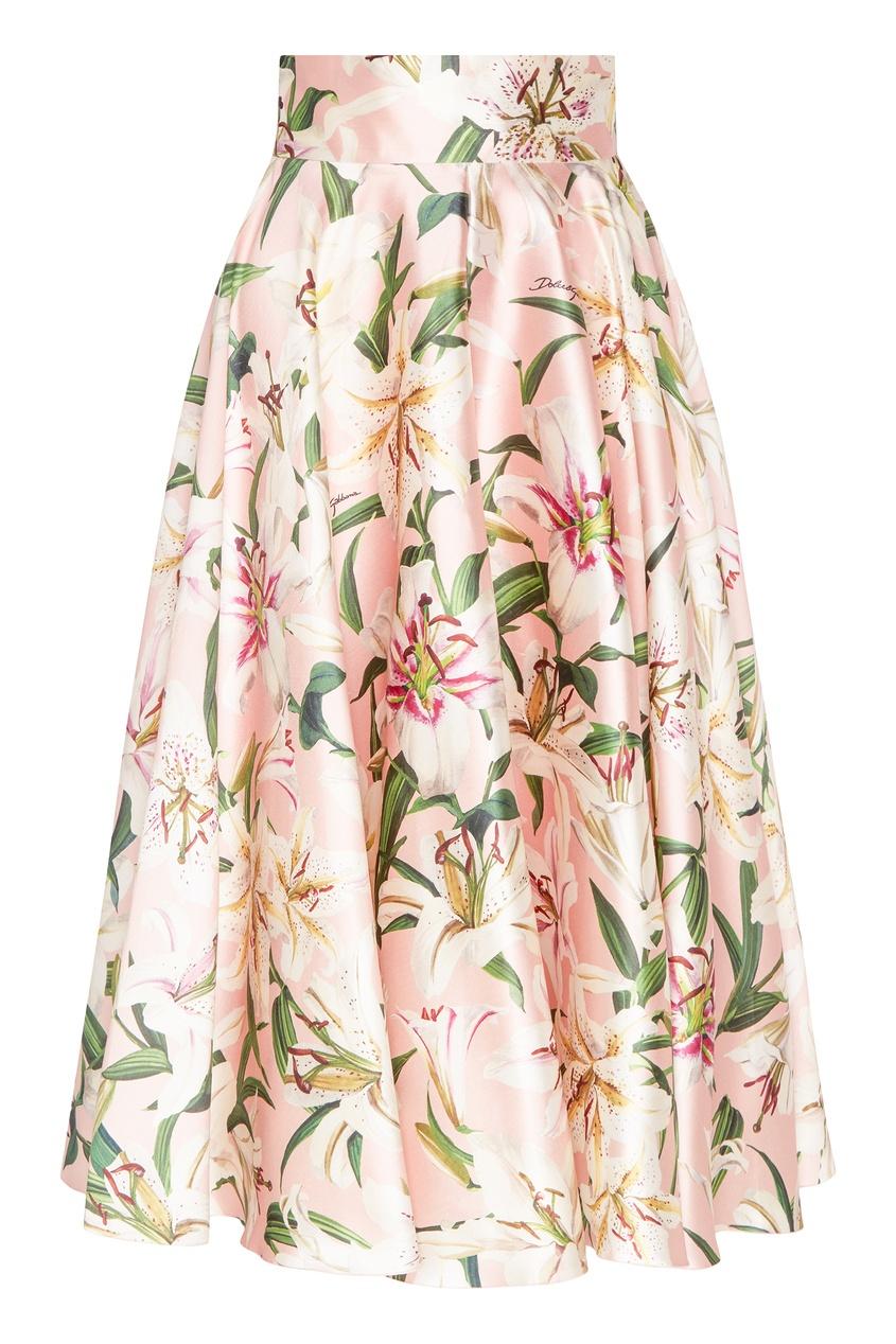 женская юбка dolce & gabbana