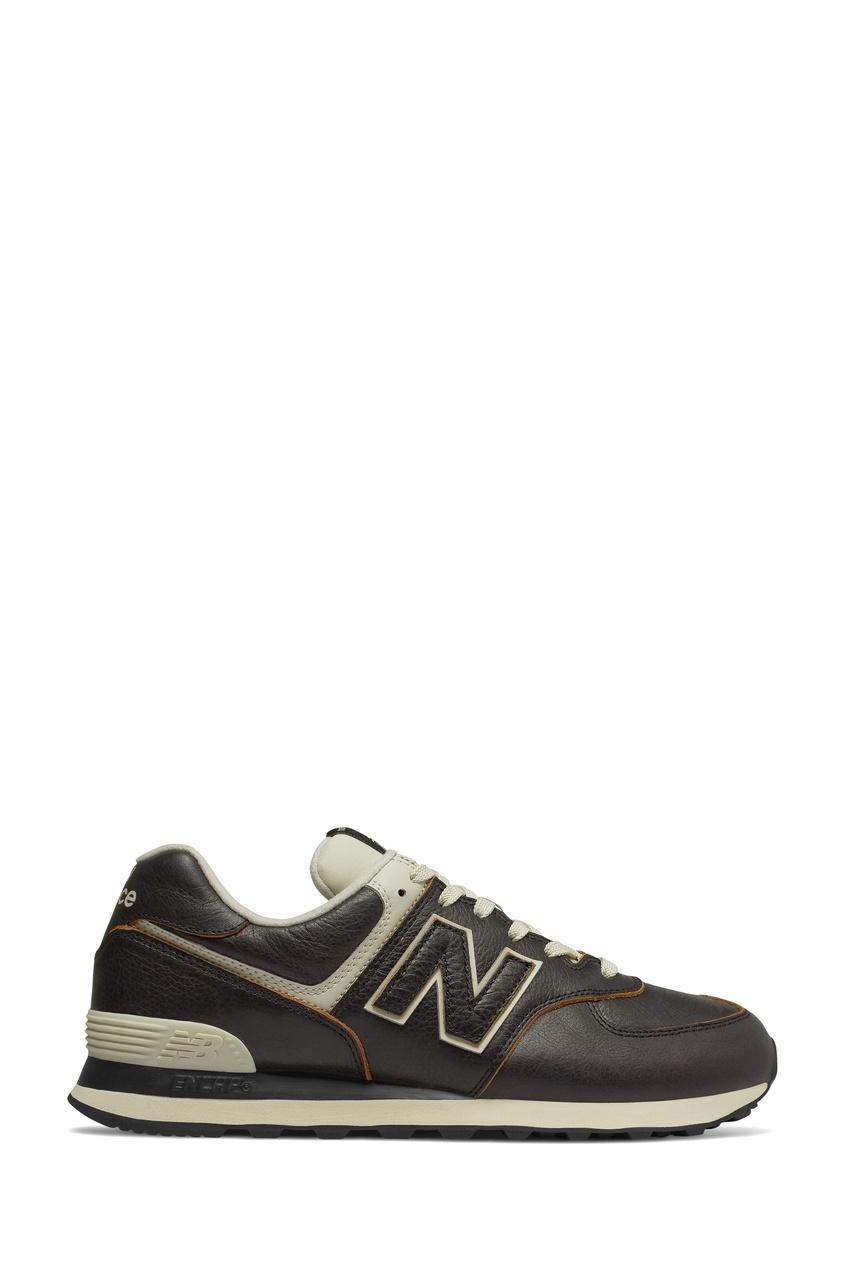 Черные кроссовки 574 New balance