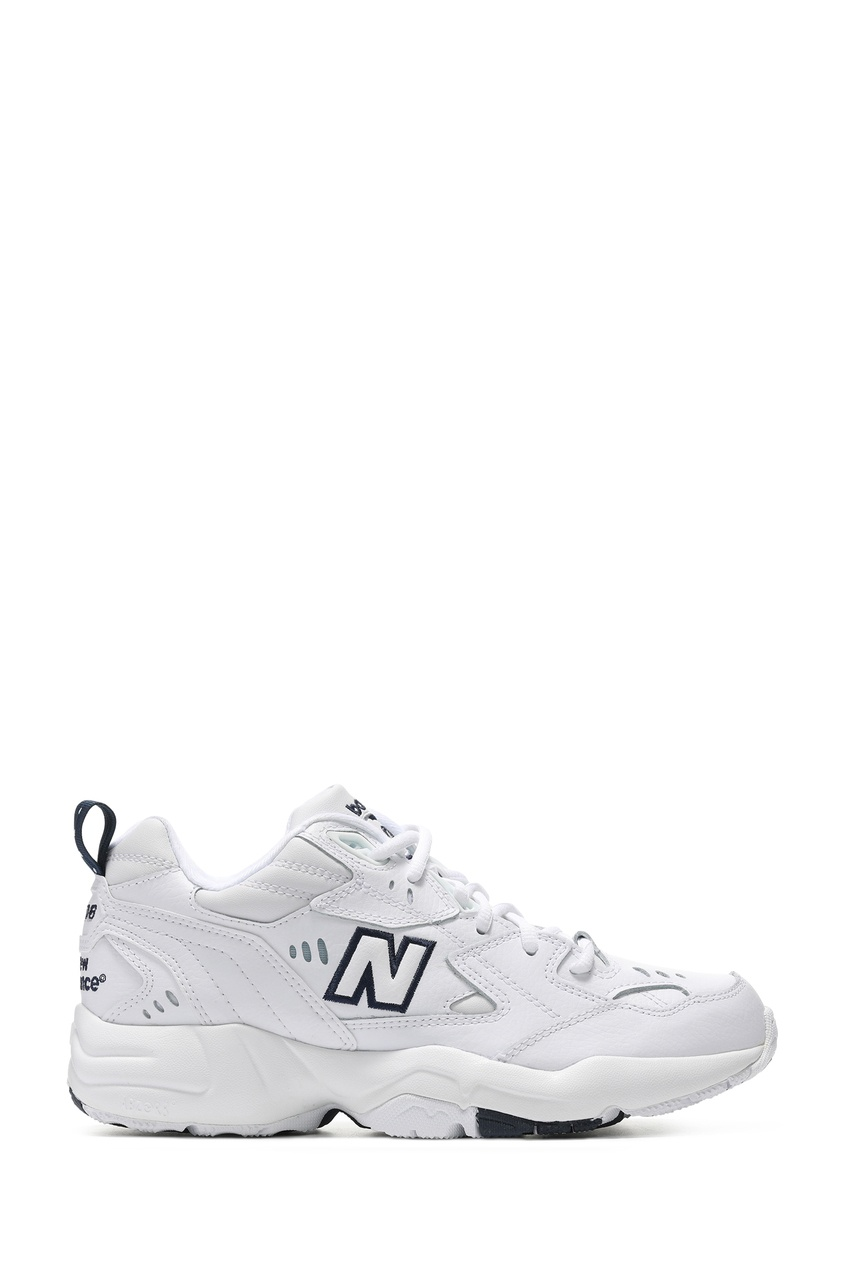 Белые кроссовки 608 New balance