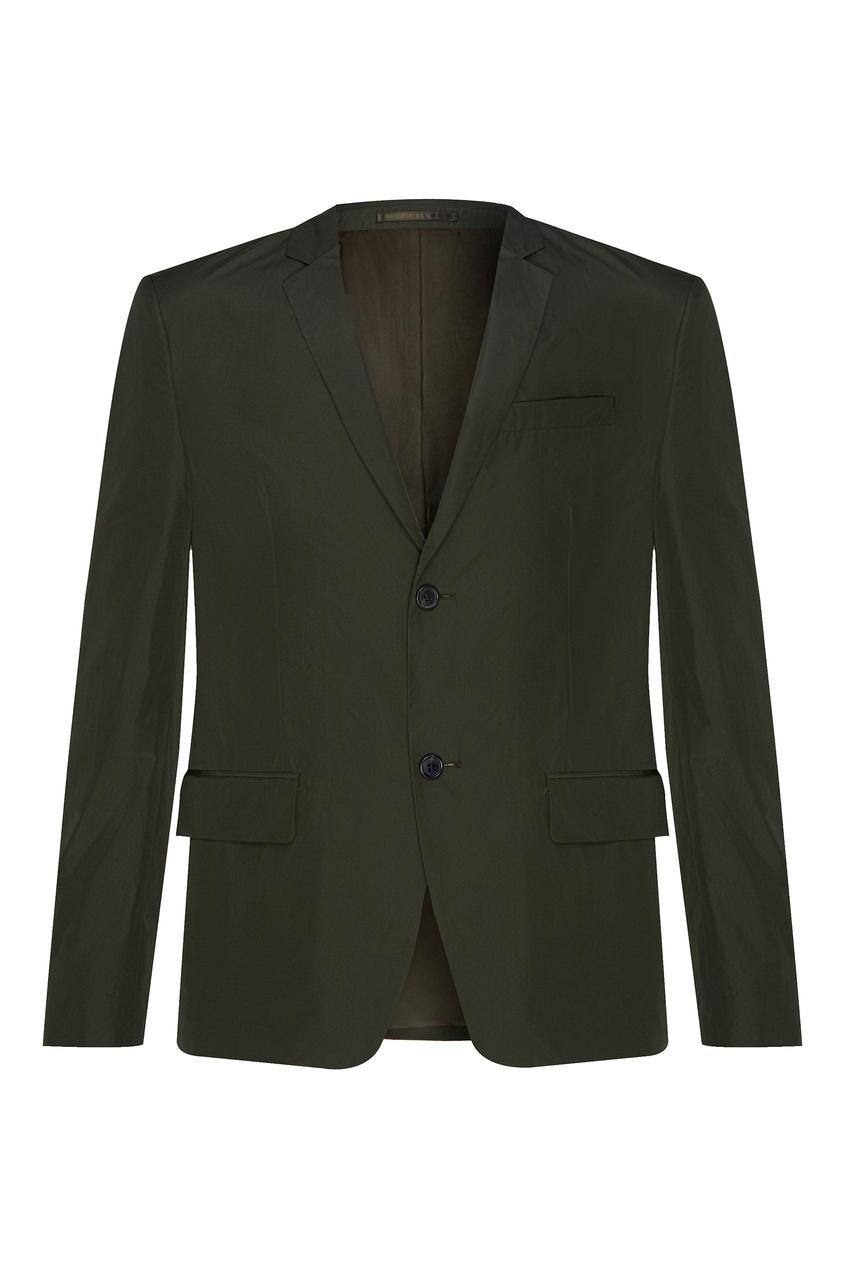 Пиджак из технической ткани PRADA