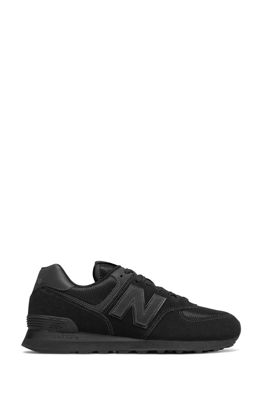 Кроссовки 574 черного цвета New balance
