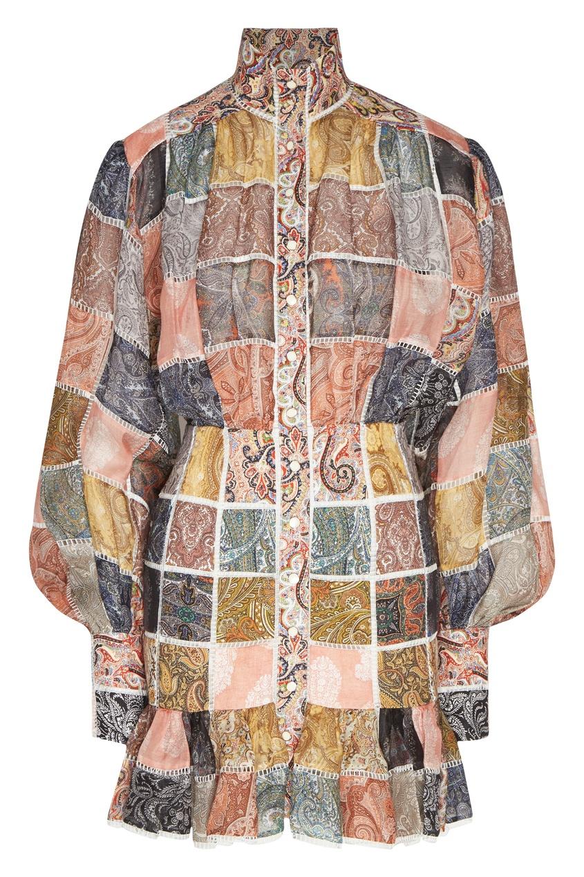 женское платье zimmermann
