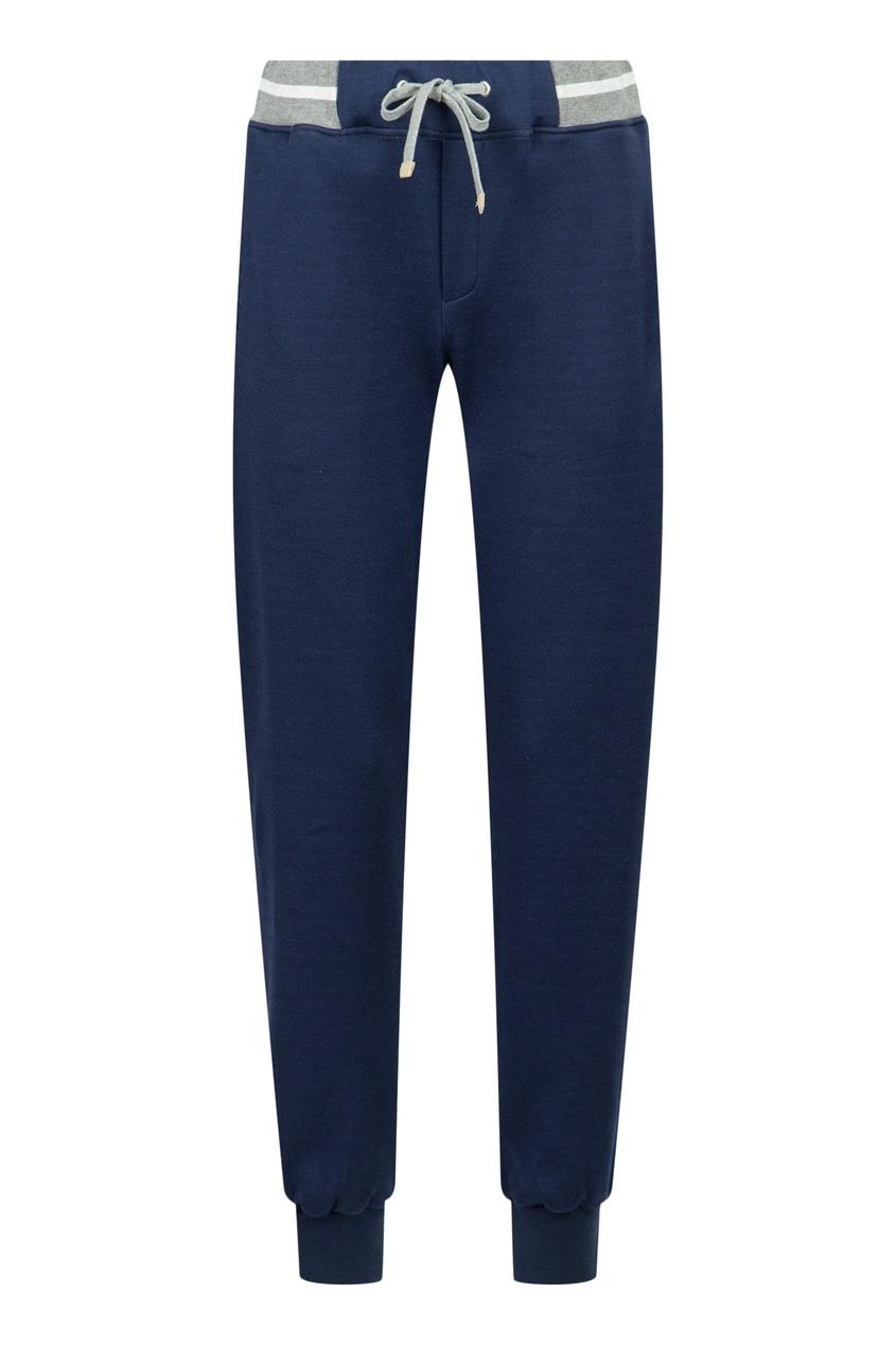 мужские брюки eleventy, синие