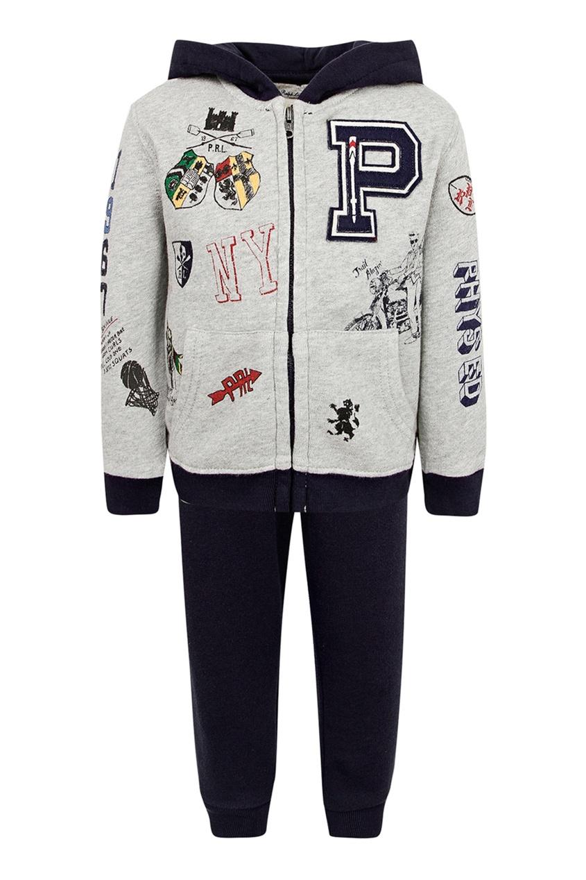 Спортивный костюм для мальчика от Ralph Lauren Kids