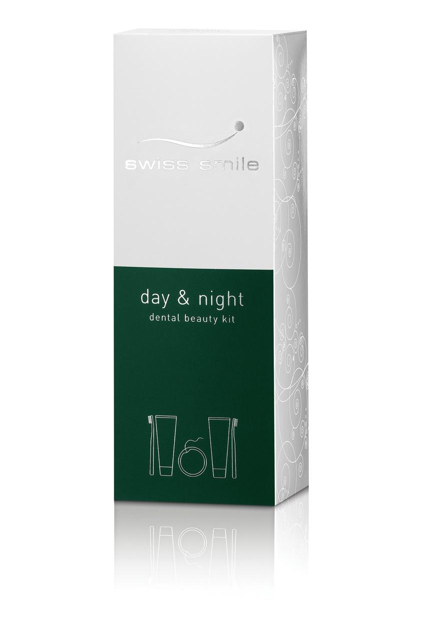 Набор для отбеливания и восстановления зубов День и ночь Whitening Night