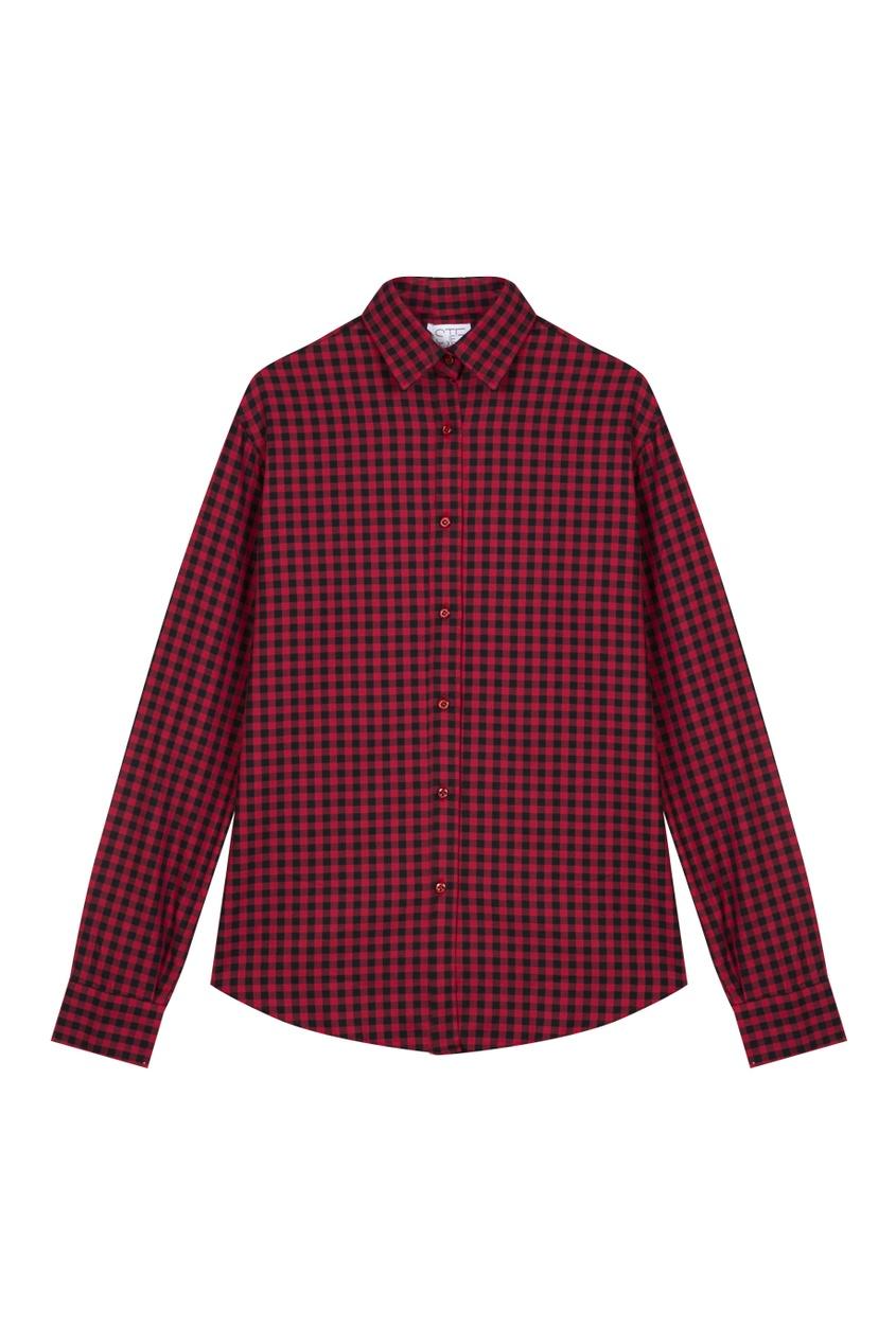 Хлопковая рубашка Seattle