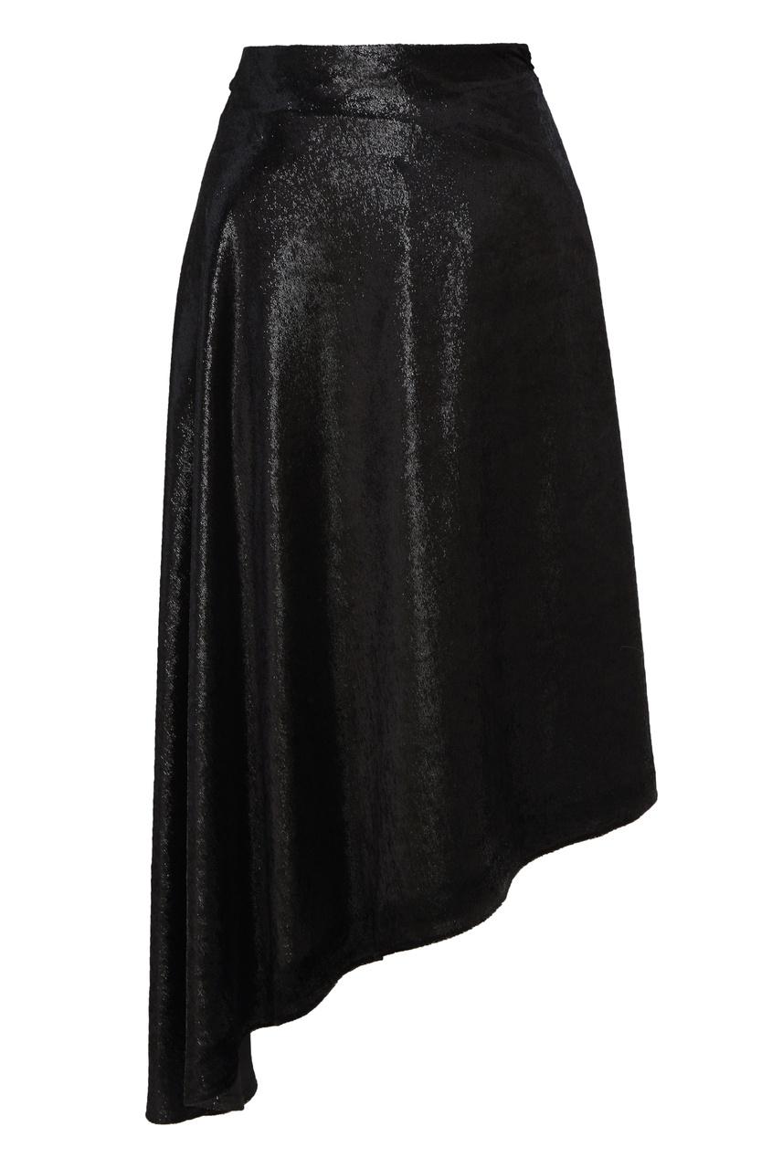 Трапециевидная черная юбка 404 NOT FOUND |
