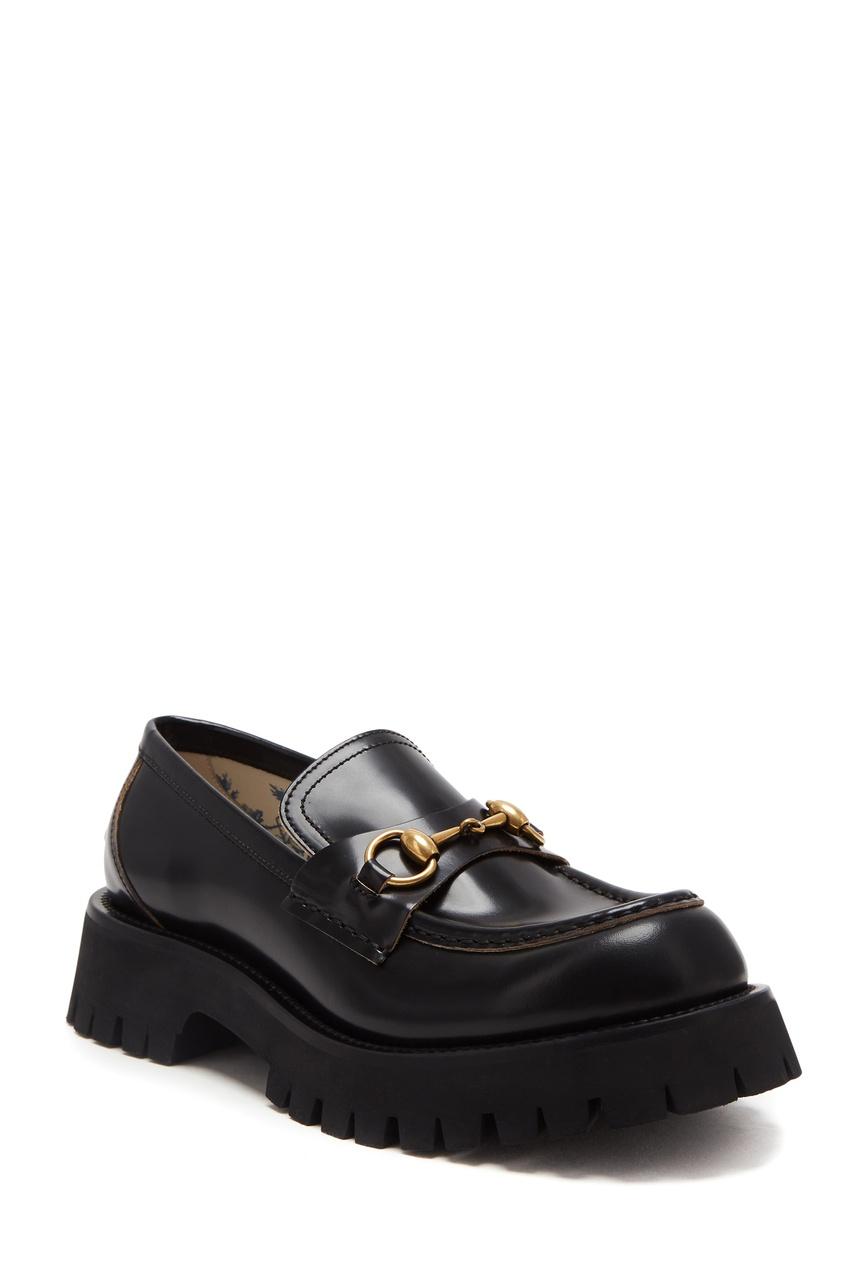 Туфли на платформе от Gucci