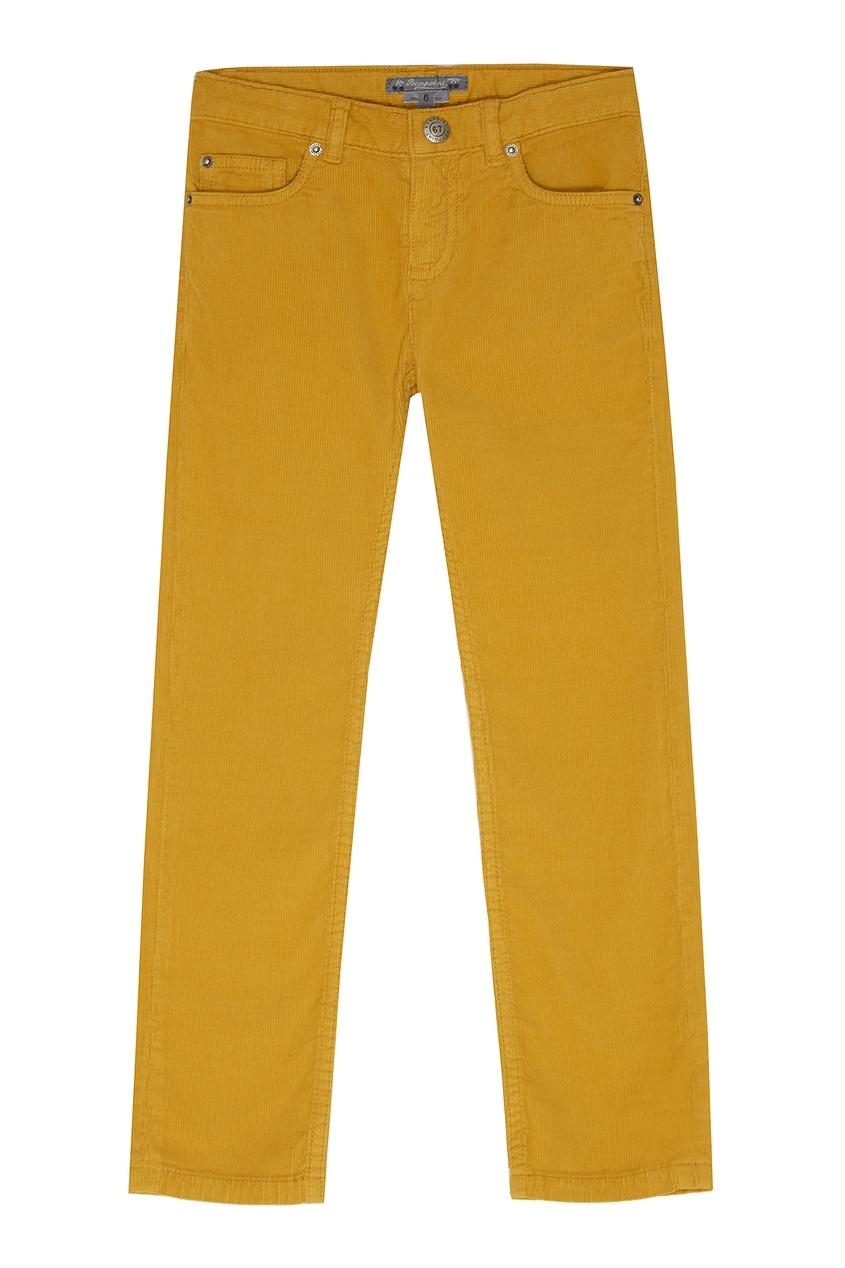 Желтые брюки на мальчика от Bonpoint