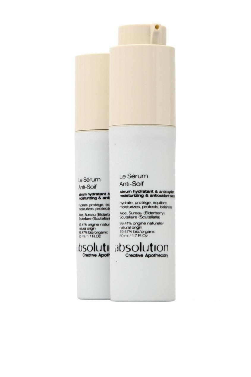 Absolution Сыворотка для лица увлажняющая антиоксидантная Le Serum Anti-Soif 50ml