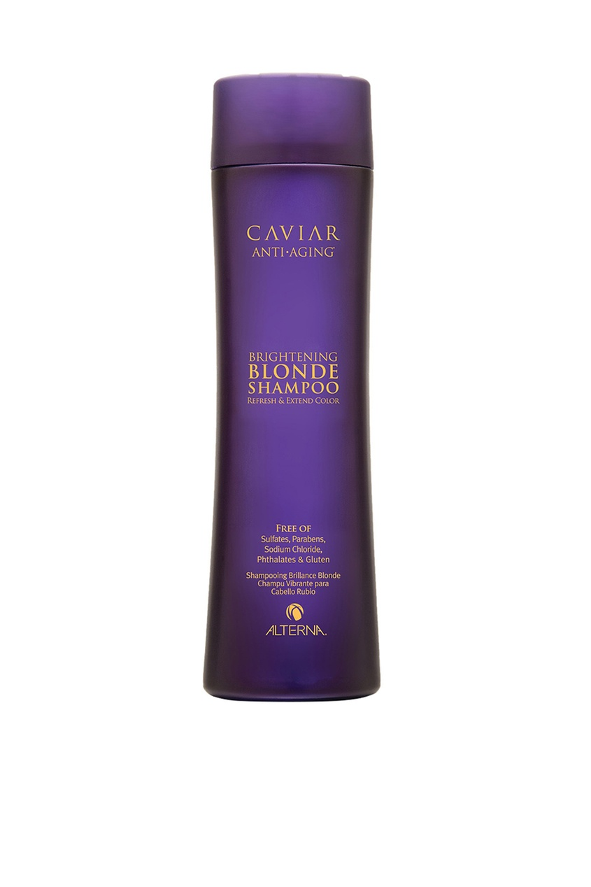 Шампунь для светлых волос Caviar Anti-Aging Brightening Blonde Shampoo 250ml