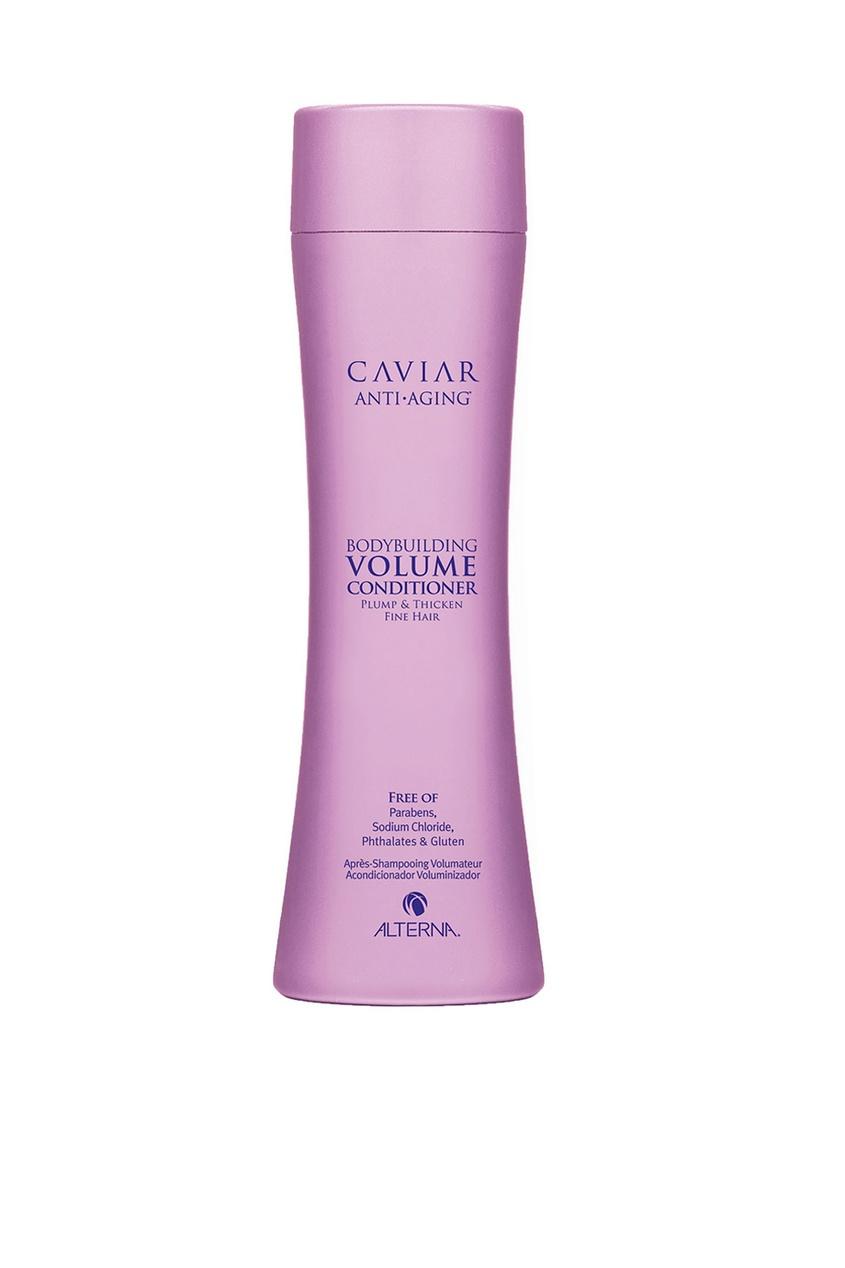 Кондиционер с морским шелком для объема волос Caviar Anti-Aging Bodybuilding Volume 250ml