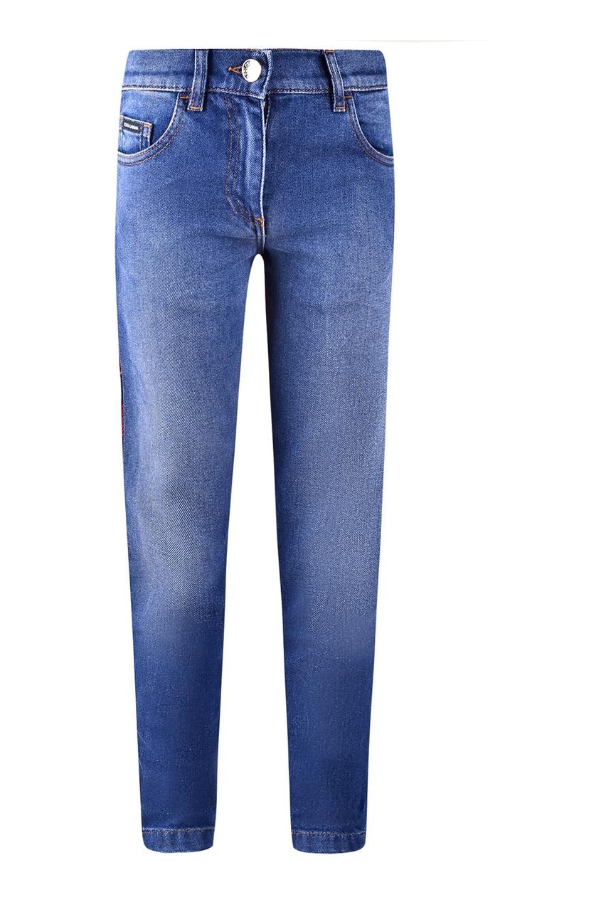 """Комбинированные брюки """"Dolce&Gabbana"""" Dolce&Gabbana Children"""
