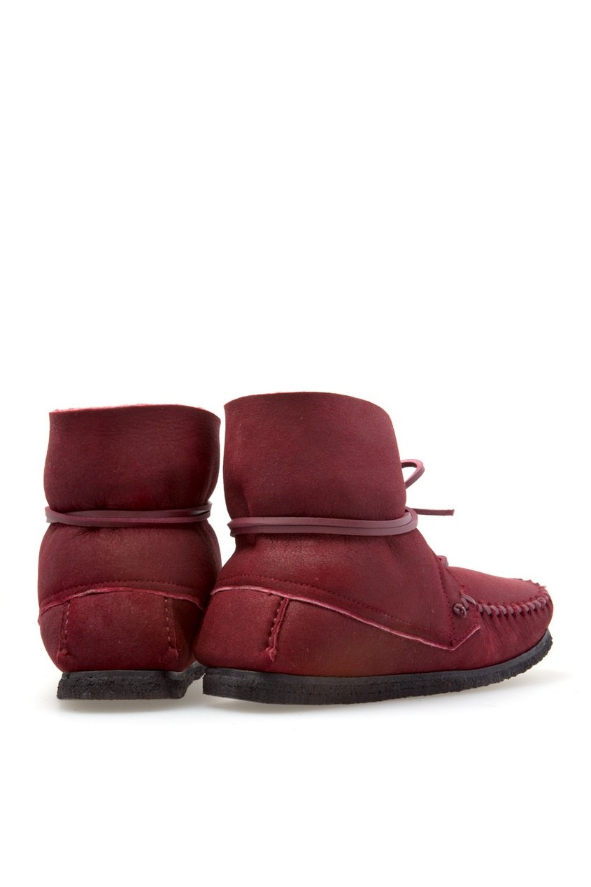 Isabel Marant Кожаные ботинки