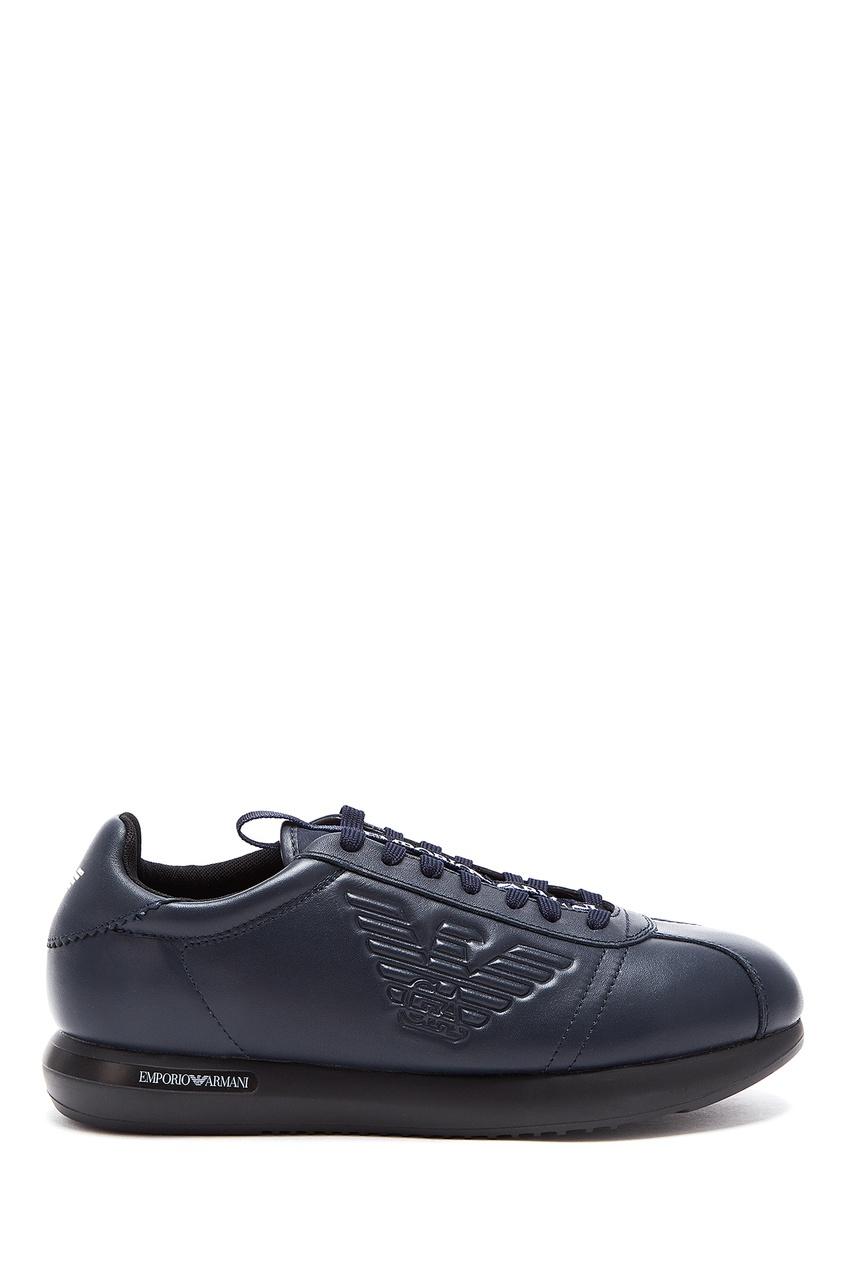мужские кроссовки emporio armani