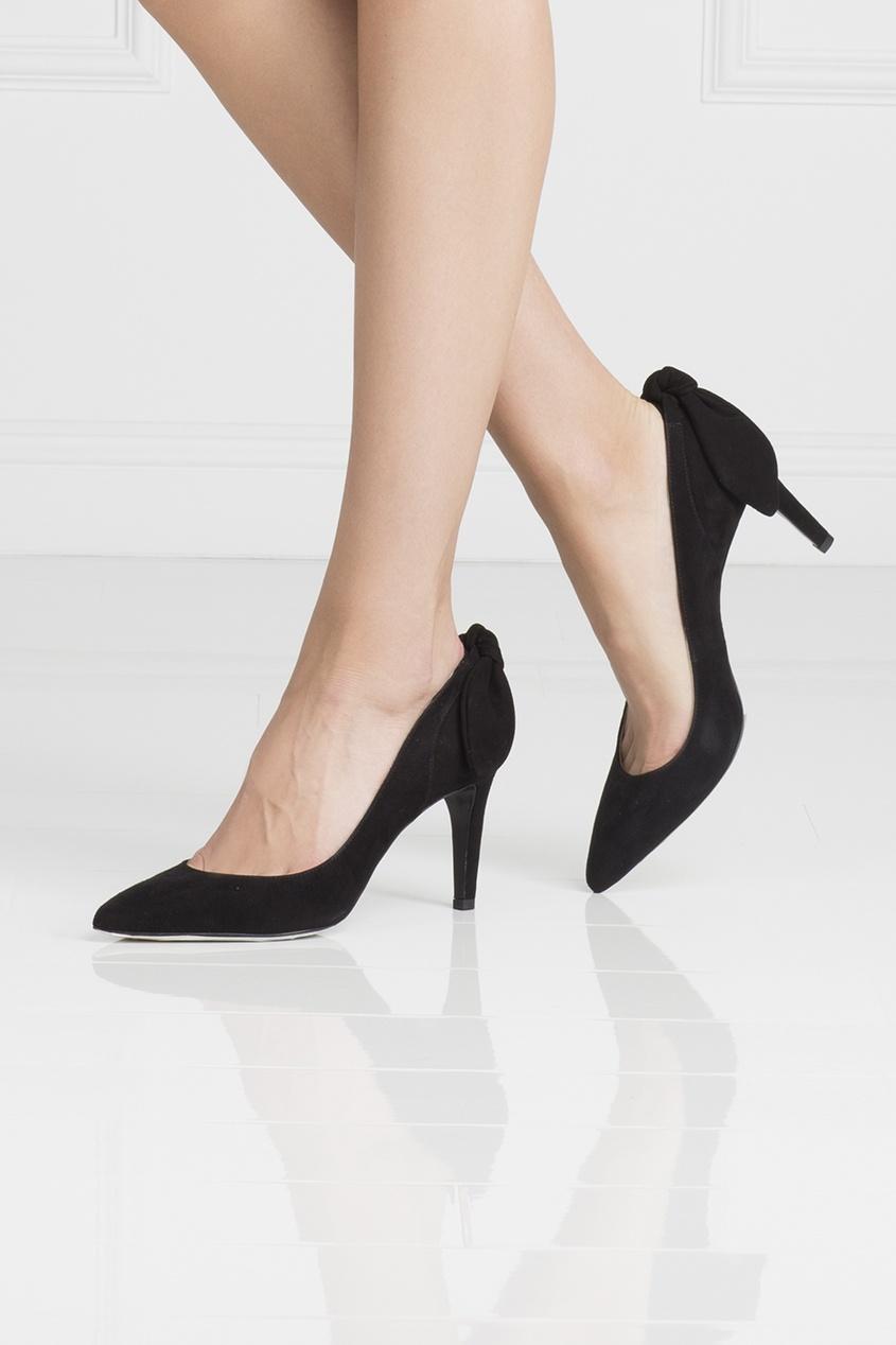 Carven Замшевые туфли