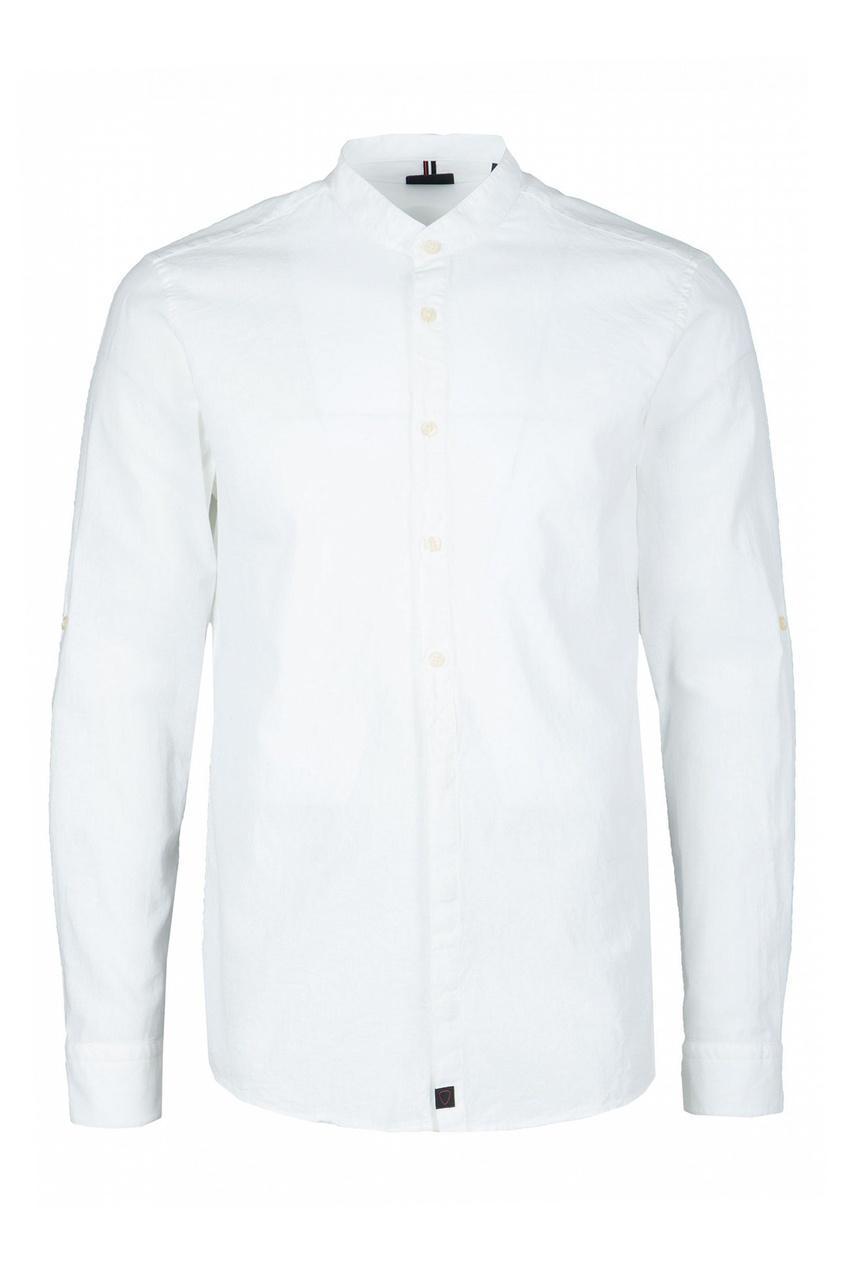 мужская рубашка strellson, белая