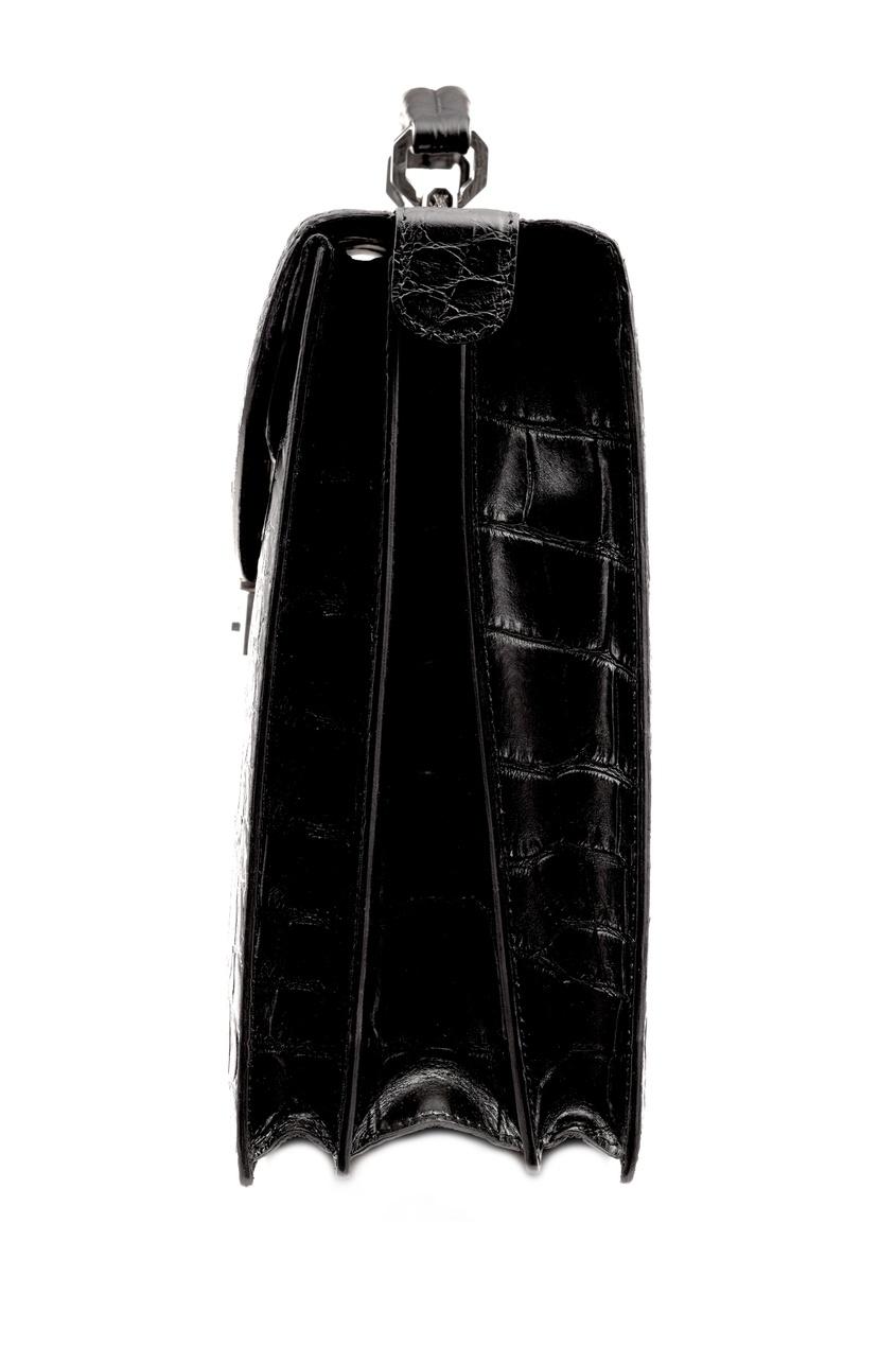 мужской портфель artioli, черный