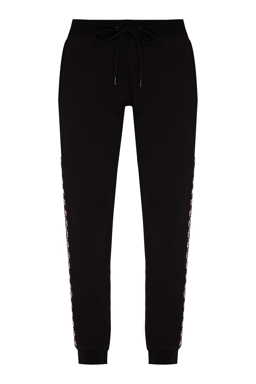 женские спортивные брюки dirk bikkembergs, черные
