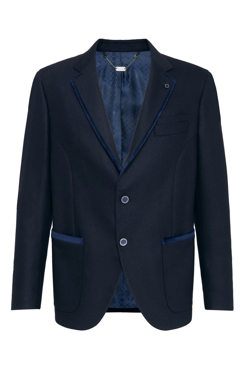 мужской пиджак billionaire, синий