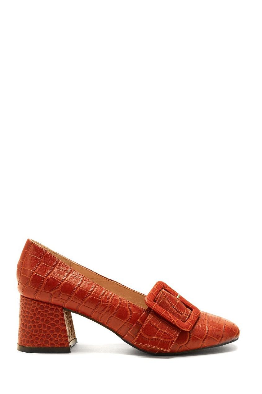 женские туфли alena akhmadullina, коричневые