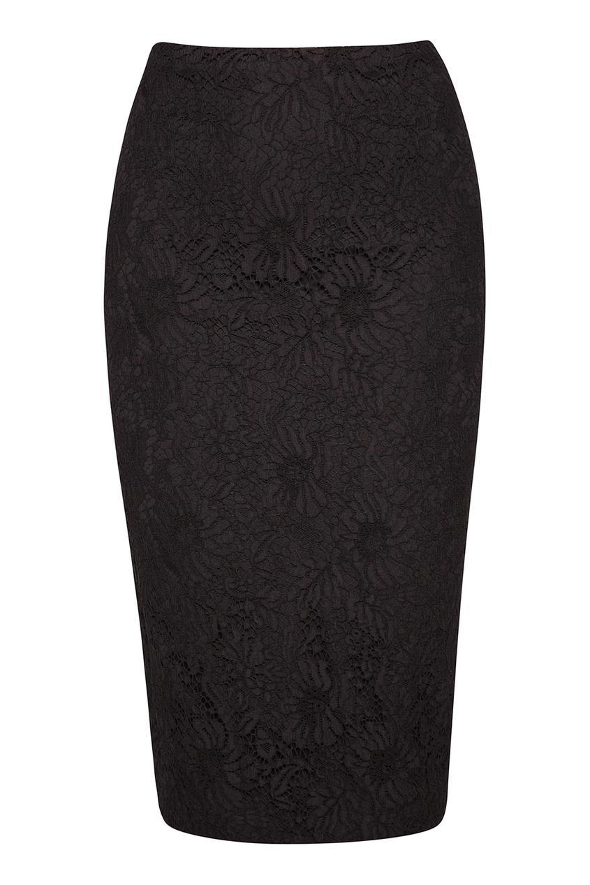женская юбка alexander terekhov, черная