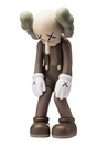 Игрушка Kaws Small Lie Brown