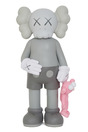 Игрушка Kaws Share Vinyl Figure Grey